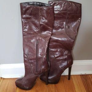 Jessica Simpson Shoes - Jessica Simpson Knee high platform boots